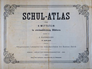 Antiquarischer Atlas