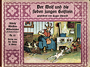 Antiquarisches Kinderbuch